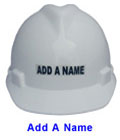 Add a Name to your new ERB Hat